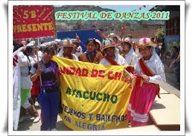 FESTIVAL DE DANZA MICAELINA  2011
