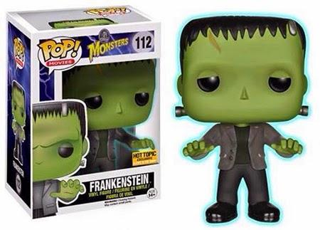 Funko Pop! Frankestein Glow in the dark