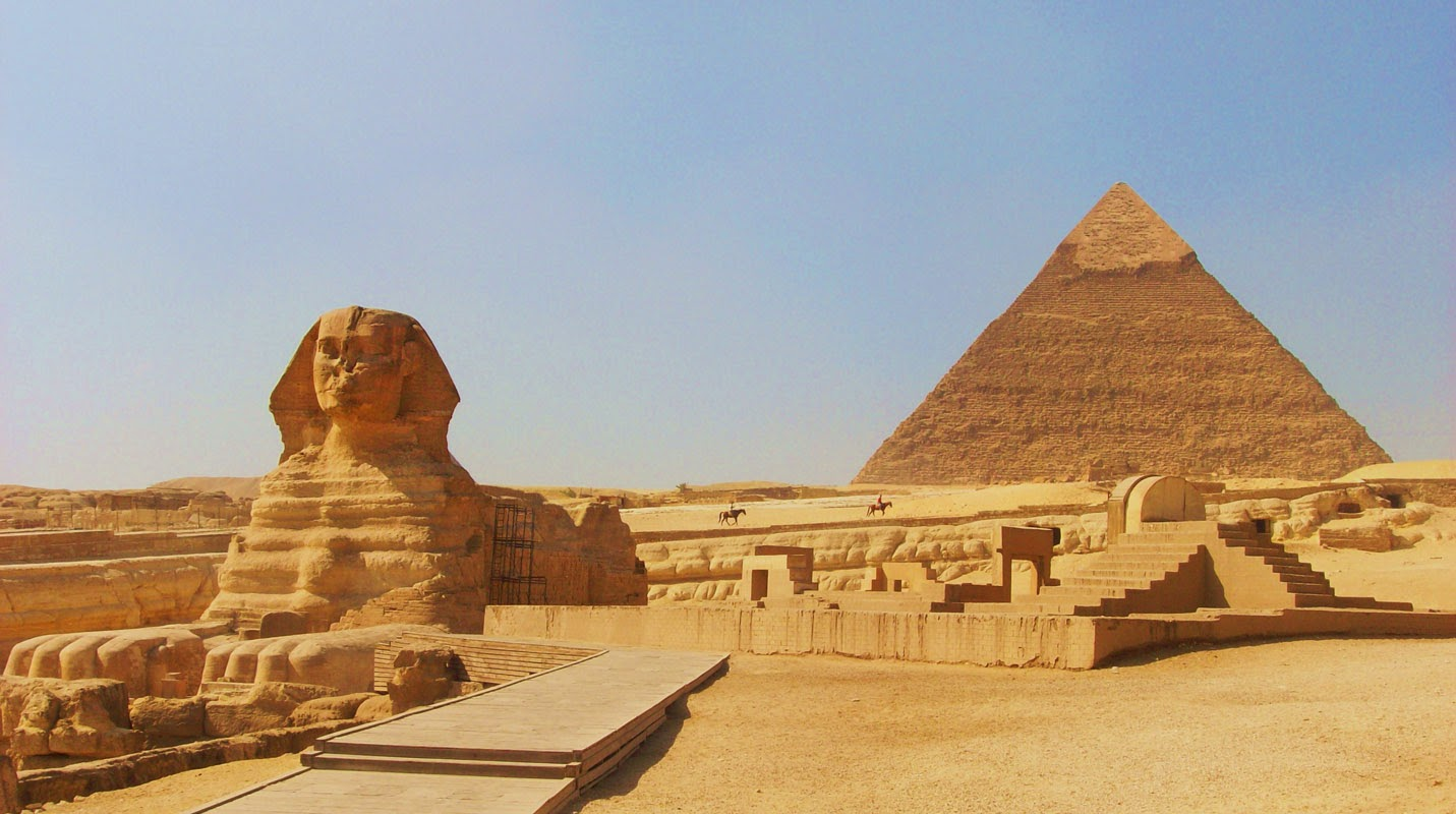Tujuh Keajaiban Dunia Kuno