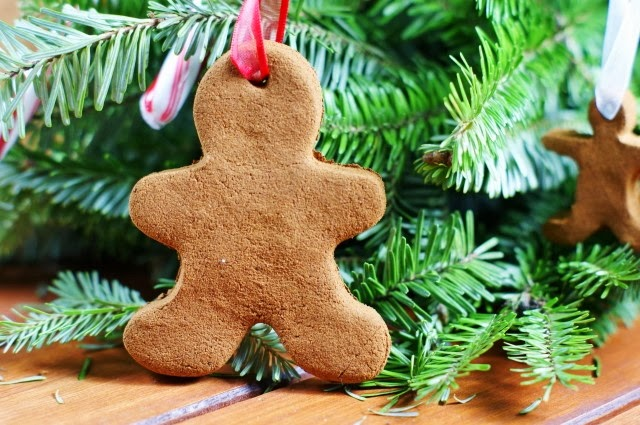 Easy 3Ingredient Cinnamon Ornaments  The Kitchen is My Playground