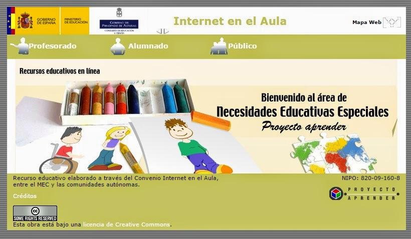 http://recursostic.educacion.es/aeduc/aprender/web/index.html