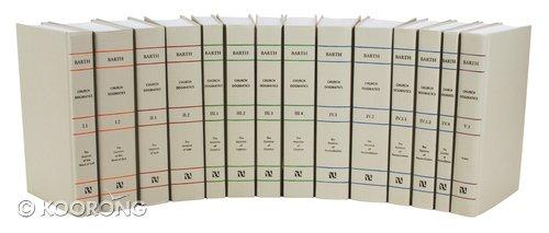 Church Dogmatics, 14 Volumes