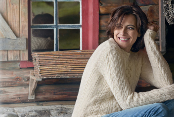A First Look At Inès de la Fressange for Uniqlo