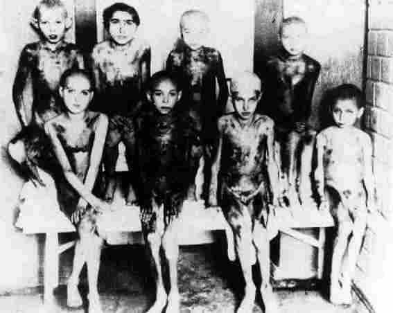 holocaust concentration camps. concentration camp mad