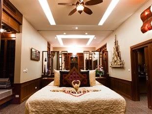 Ammatara Pura Pool Villa, guest room