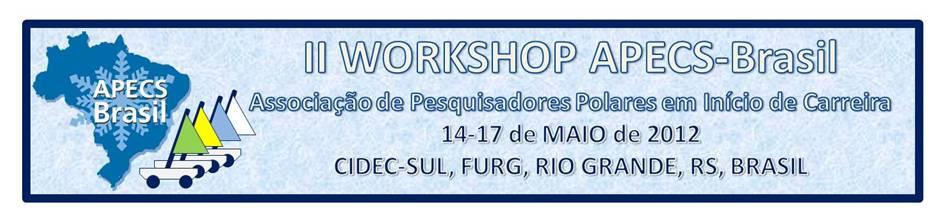 II Workshop APECS-Brasil
