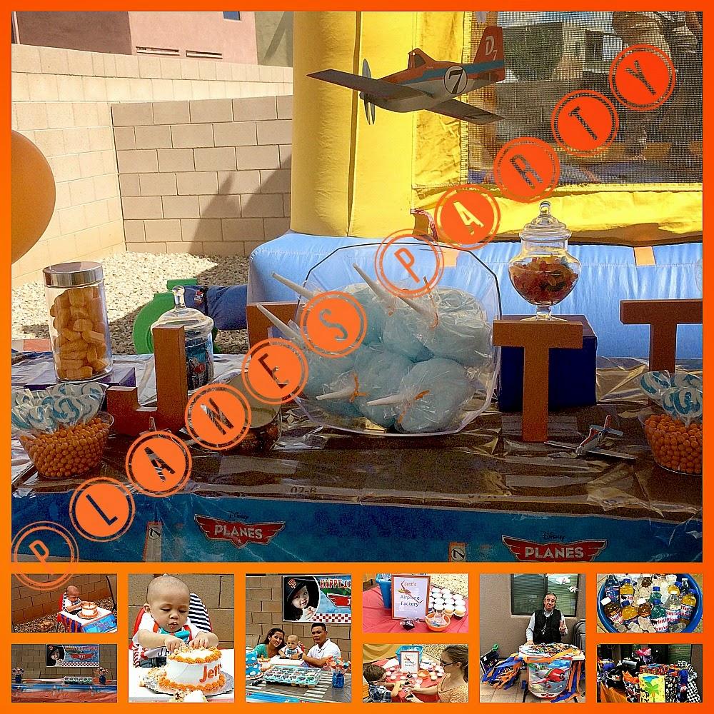 6 November Kids' Party Themes