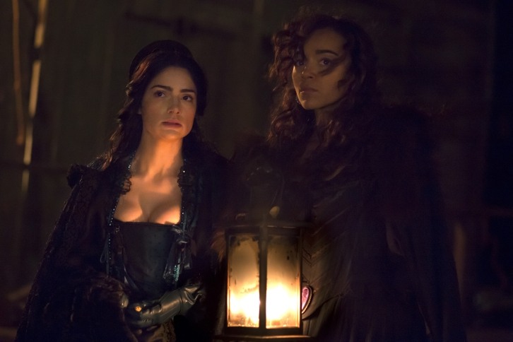 Salem - Episode 2.04 - Book of Shadows - Promotional Photos