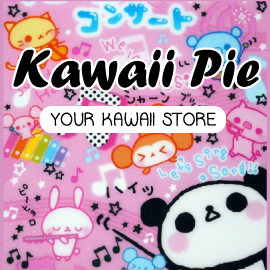 Kawaii Pie - Stationary