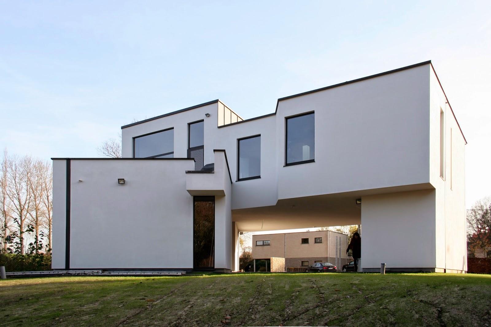 Het huis op de berg architectuur interieur - Huis interieur architectuur ...