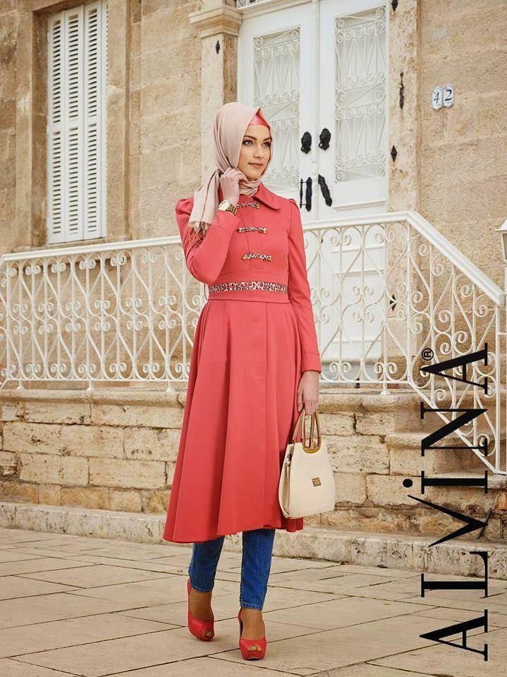 2014 Tesettür Elbise Kombinleri, Setrems Aker, Alvina