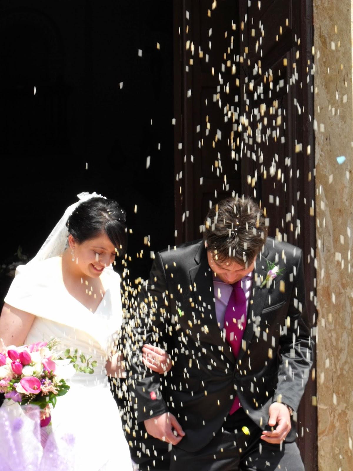 boda, vestido st. patrick
