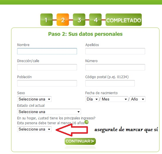 como funciona my survey