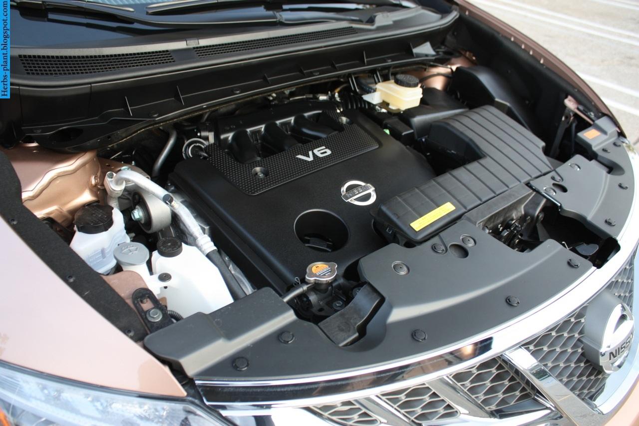 Nissan murano car 2013 engine - صور محرك سيارة نيسان مورانو 2013
