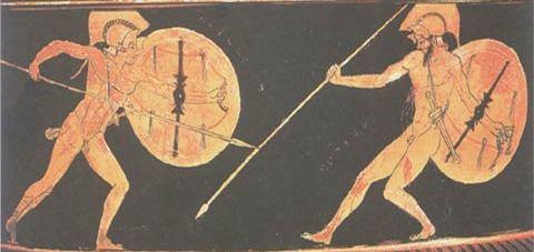 Il veliero della 5b proemio dell 39 iliade - Parafrasi di cantami o diva del pelide achille ...