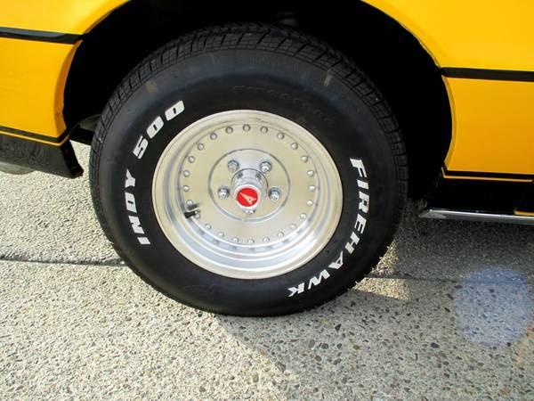 1973 Pontiac Firebird Trans Am Formula   Auto Restorationice
