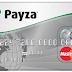 المنافس الأول لبايبال PAYZA يستعد لإطلاق البطاقة المصرفية