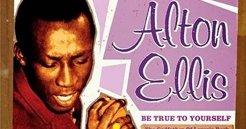 Alton Ellis & The Flames* Alton & The Flames·/ Baba Brooks - Cry Tough / Spit Fire
