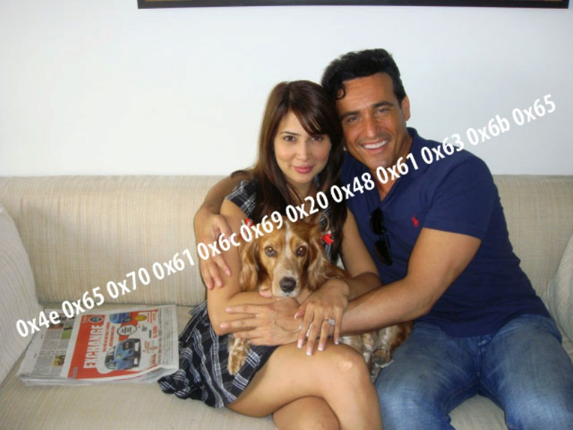 Kim Sharma Leaked Private Pics  -  Kim Sharma Leaked Private Pics with Boyfriend
