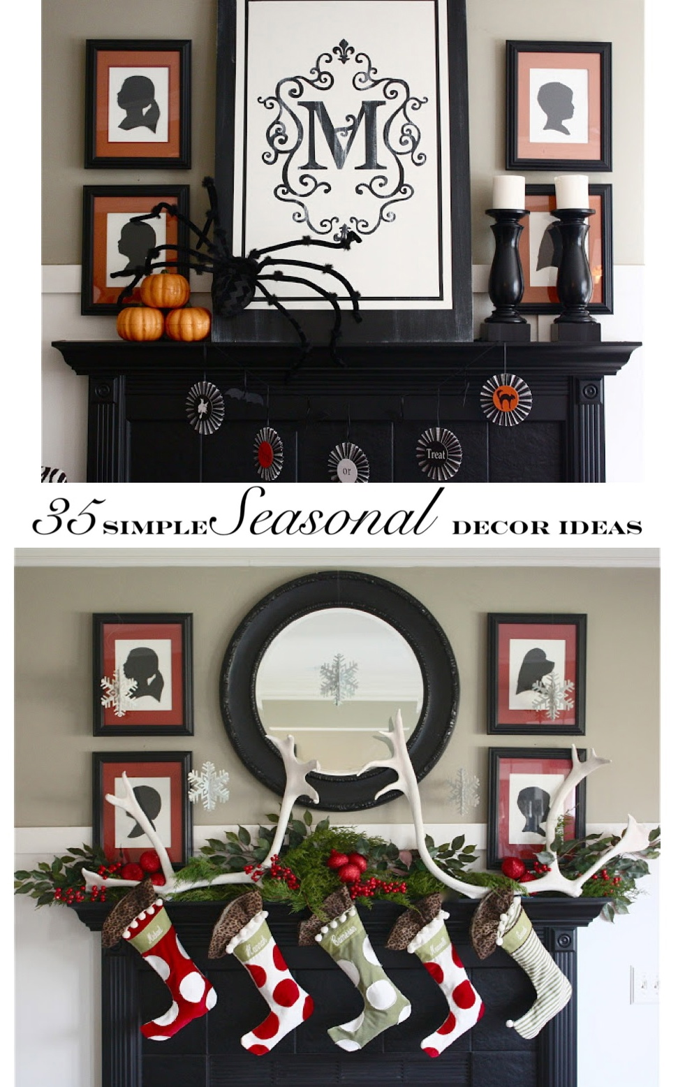 Charmant 35 Simple Affordable Seasonal Decorating Ideas