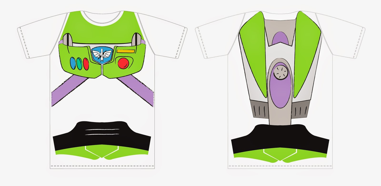Diseno Est ado Buzz Light Year on love stamp