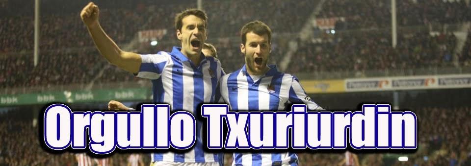 Orgullo Txuriurdin