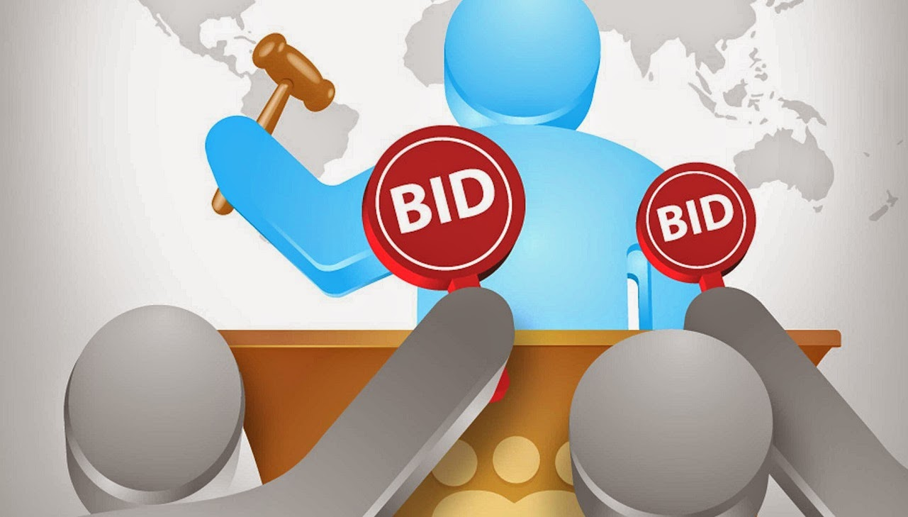 What is Suggested bid