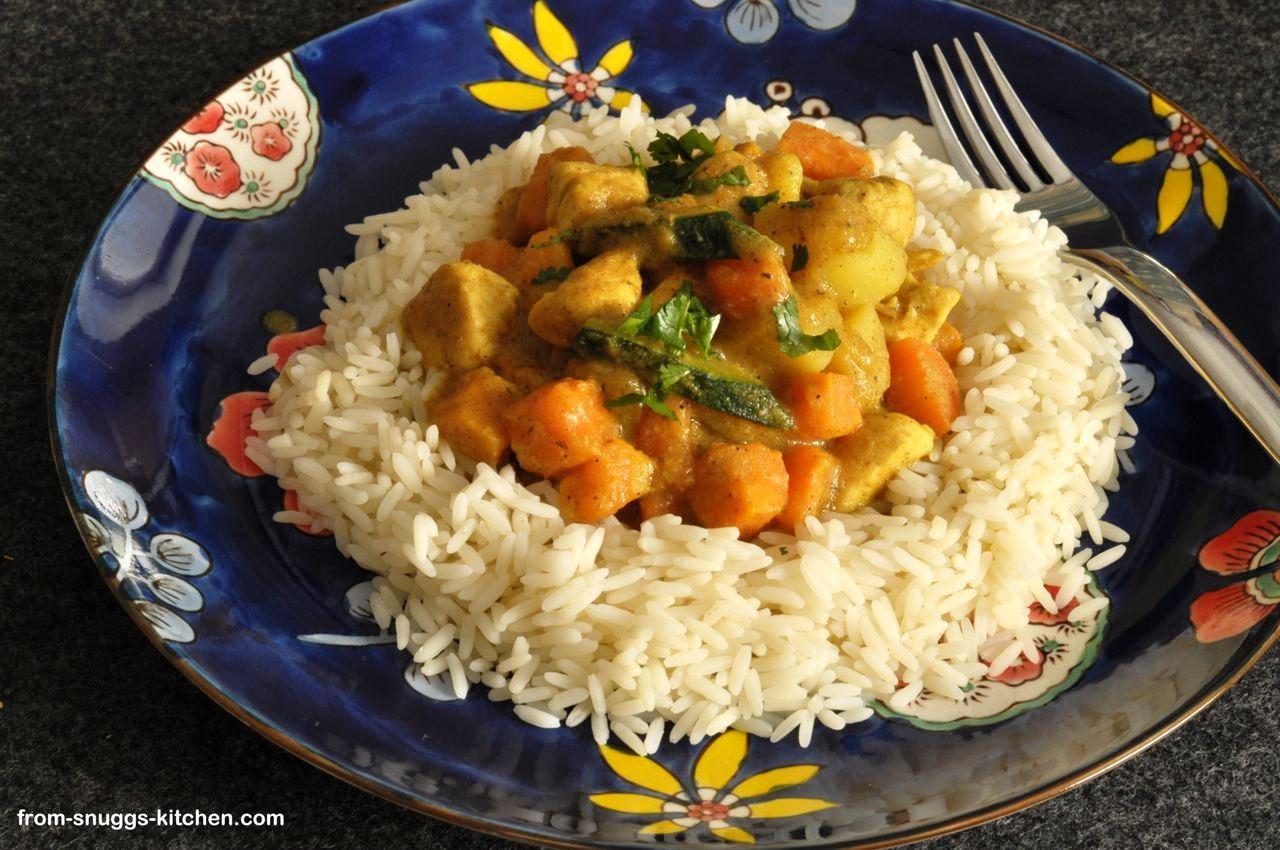 chicken curry by bill granger
