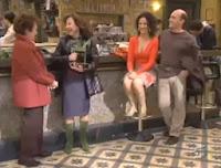 Amparo Baró, Carmen Machi, Melanie Olivares, Pepe Viyuela