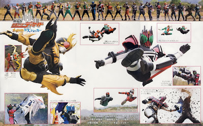 [SCANS] Kamen Rider Decade Volume 1 Photobook