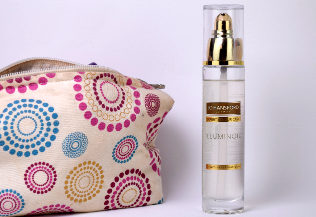 Jo Hansford Expert Colour Care Illuminoil Review