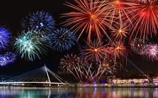 Tradisi perayaan tahun baru di berbagai negara....!!!