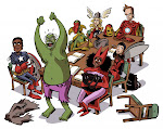 Community é melhor que Big Bang Theory