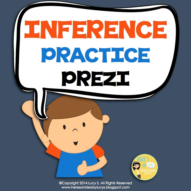 Inference Practice Prezi - Inferring from Pictures