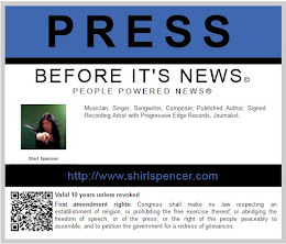 Read all articles written by Shirl Spencer on Before It's News
