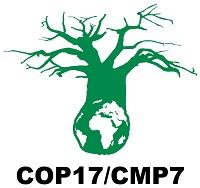 COP17 logo.