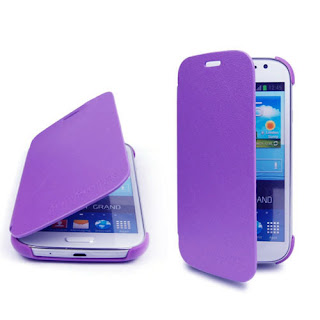 Flip Cover Case For Samsung Galaxy Grand DUOS i9082 i9080 Optional