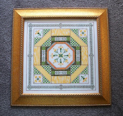 Daffodil Garden Tapestry
