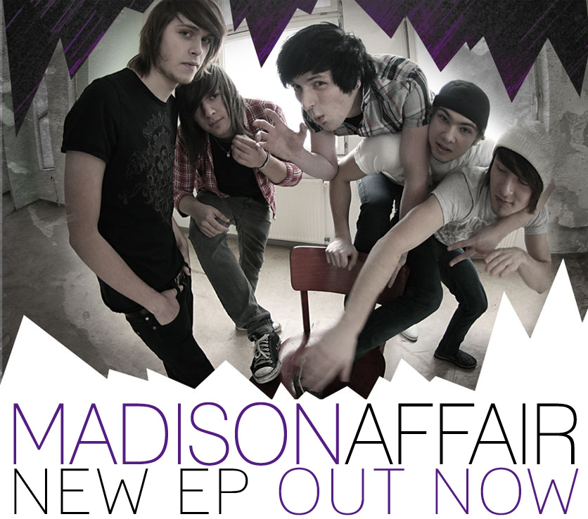 Madison Affair - EP´s (2009) y (2011) ~ EMBRYONIC GASTRONOMY