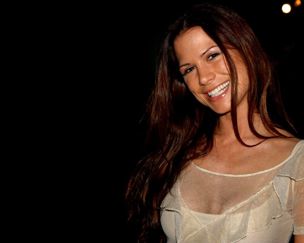 rhona mitra hot fake