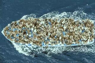 ЕС хочет патрулировать береговую линию Турции и вести здесь борьбу с перевозчиками нелегальных мигрантов