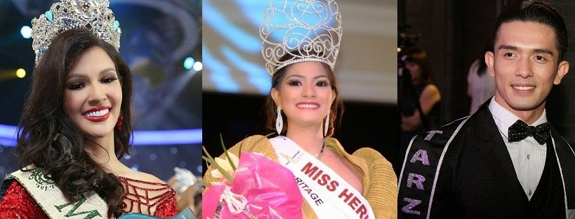 Philippines' performance in beauty pageants for 2014