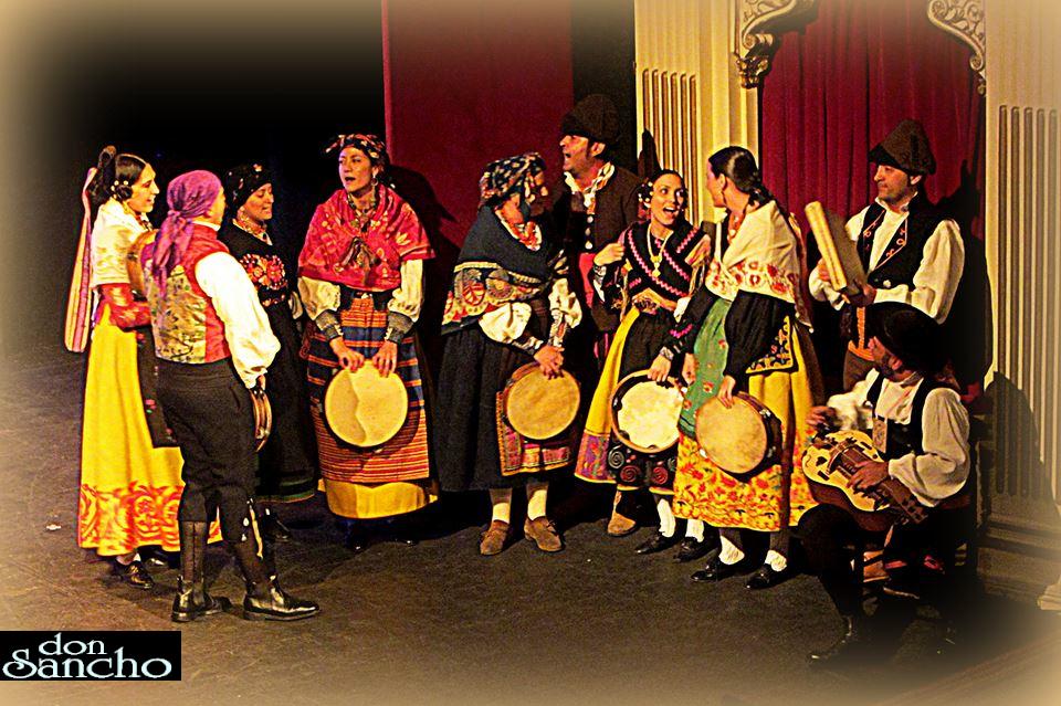 DON SANCHO. Difusión de la Cultura Tradicional de Zamora ... - photo#30