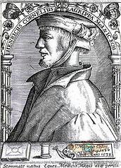 Henrich Cornelius Agrippa - por qeaegypt