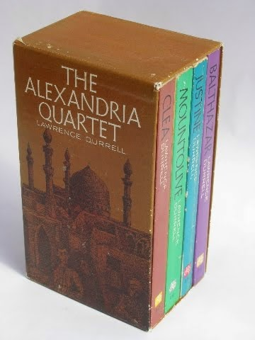 The Alexandria Quartet - Lawrence Durrell