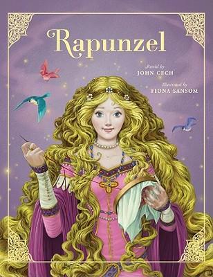 Kiss The Book Rapunzel By John Cech Essential