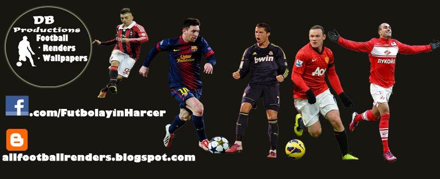 Football Renders