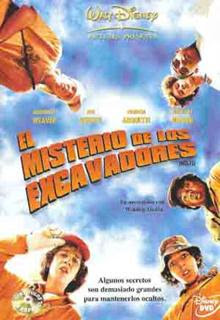 El Misterio de los Excavadores &#8211; DVDRIP LATINO