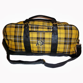 Colorado Buffaloes Weekend Bag
