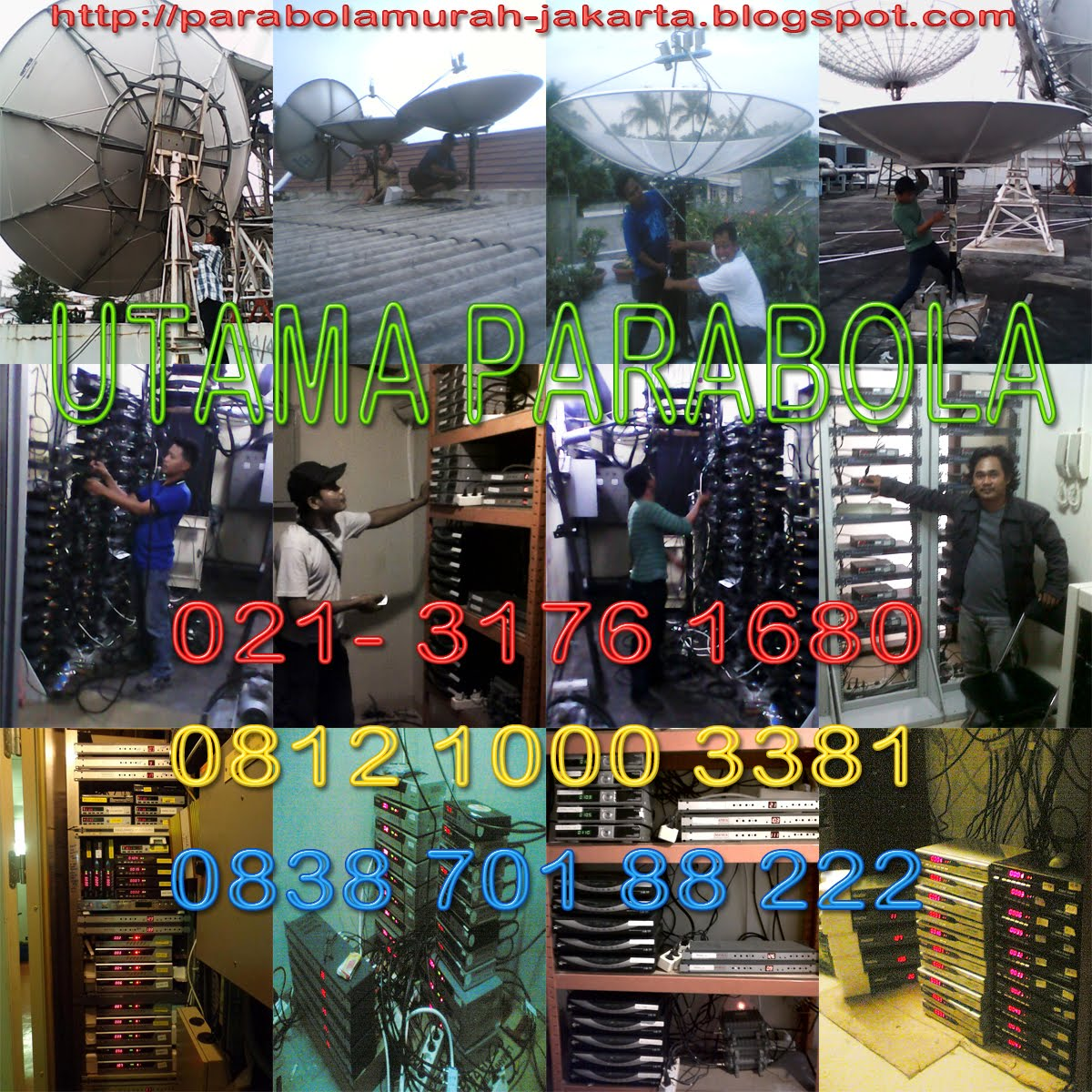all project utama group